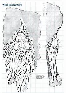 Wood Spirit Carving  U2022 Woodarchivist