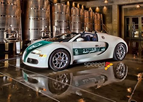 Dubai Police Bought An New Addition To The Fleet, They