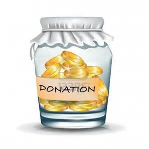 Donation Jar Clip Art