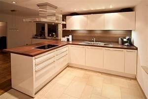 Weisse Küche Mit Holzarbeitsplatte : innenarchitektur lage101 stefanie berghaus ~ Eleganceandgraceweddings.com Haus und Dekorationen