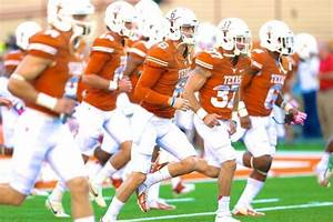 Texas Tops 'Forbes' List of Most Valuable College Football ...