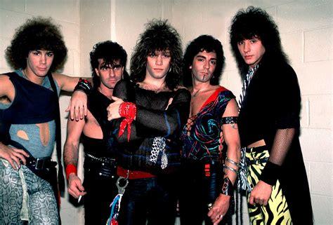 Bon Jovi Hair Band Pictures Albums History