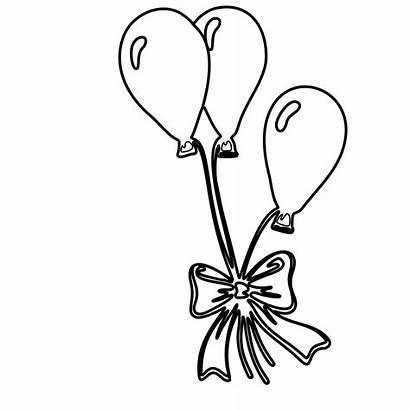 Balon Gambar Balloon Mewarnai Balloons Drawing Untuk