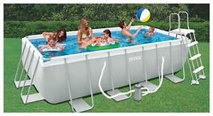 Piscine Tubulaire Intex : piscine hors sol tubulaire intex ~ Nature-et-papiers.com Idées de Décoration