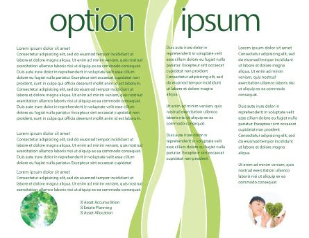 Apple Brochure Template Design And Layout Sliced Green Apple Brochure Template Design And Layout