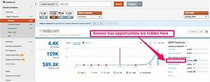 3 Ways To Find Answer Box Opportunities