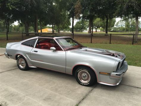 1978 Mustang King Cobra For Sale by 1978 Mustang King Cobra For Sale Photos Technical