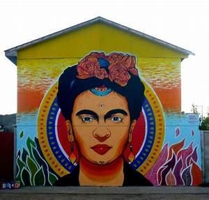 Frida Kahlo Kunstwerk : pin von dani vincenti nesca auf oh frida pinterest puppe und malen ~ Markanthonyermac.com Haus und Dekorationen