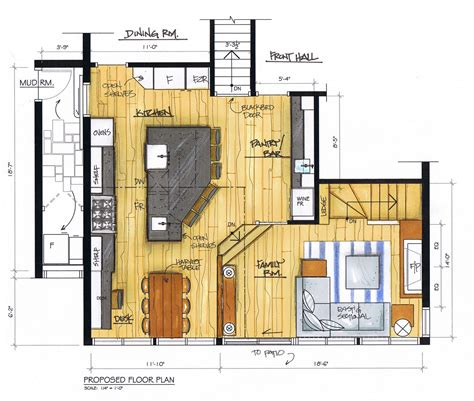 kitchen floorplans creed project gail 39 s kitchen reno