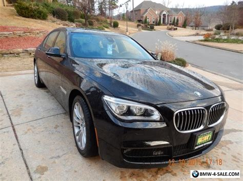 2013 Bmw 7-series For Sale In United States
