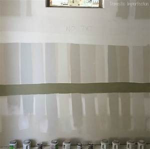 Choosing interior paint colors - Domestic Imperfection