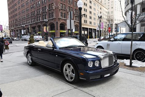 used 2010 bentley azure t for sale fort lauderdale fl used 2010 bentley azure t for sale special pricing maserati chicago stock gc2321