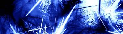 Anime Abstract Wallpapers Effects Visual Px Blau