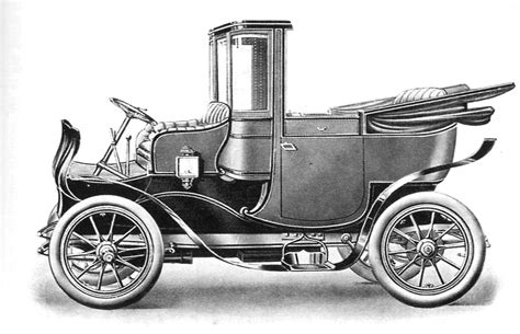 Vehicles Introduced In 1905