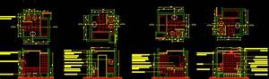 Details Bathroom Dwg Section For Autocad  U2022 Designs Cad