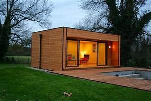 prix construction de chalet en bois de 20m2 gironde abrisips With abri de jardin gironde