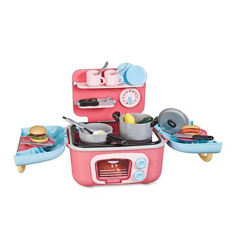 cuisine valisette cadeaux de noël des mini cuisines pour petits chefs