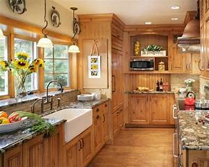 Knotty Pine Cabinets Ideas, Pictures, Remodel and Decor
