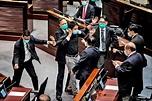 香港通過國歌法 違者關3年 - 國際 - 自由時報電子報