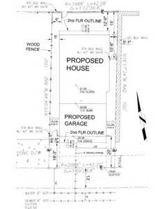 residential site plan residential design plans