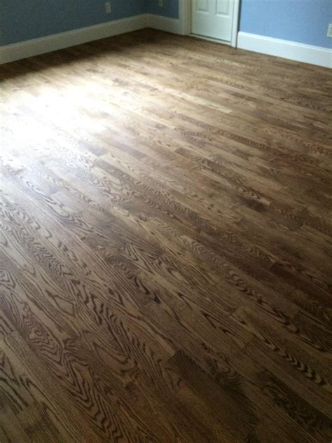 Resanding Red Oak Floors in Westboro, MA   Central Mass
