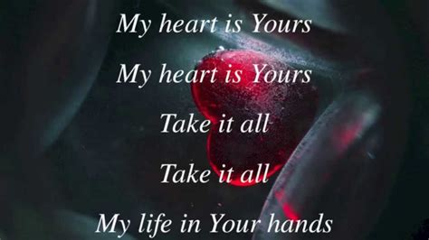Passion (kristian Stanfill)