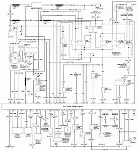 Manual Book Wiring Toyota Corolla 1989