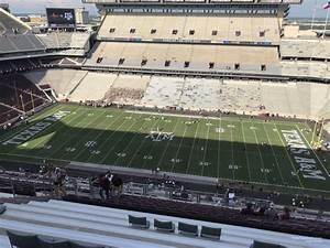 Kyle Field Seating Chart Kyle Field Section 403 Rateyourseats Com