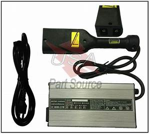 36 Volt Battery Charger Golf Cart 36v Charger For Ez Go Club Car Ds Ezgo Txt New