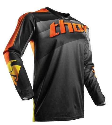 thor motocross jersey thor mx motocross men 39 s 2017 pulse velow jersey black