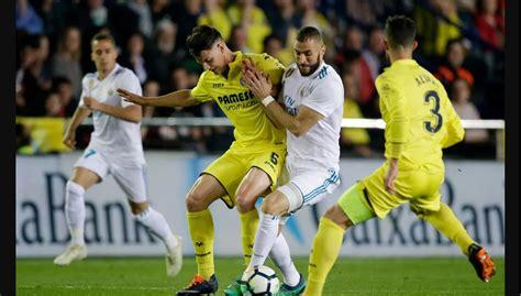Prediksi Villarreal vs Real Madrid, Skor Lima Head-to-head ...