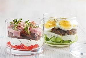 Bilder Im Glas : ei sandwich im glas rezept essen und trinken ~ Orissabook.com Haus und Dekorationen