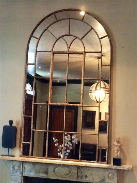 large arched window mirror mirror ideas