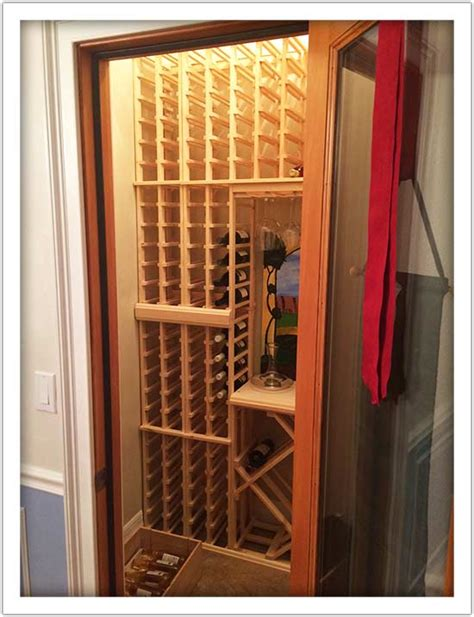 easy racking assembly x diy wine cellar