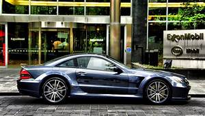Cars AMG Mercedes-Benz black series Mercedes Benz SL 65 ...