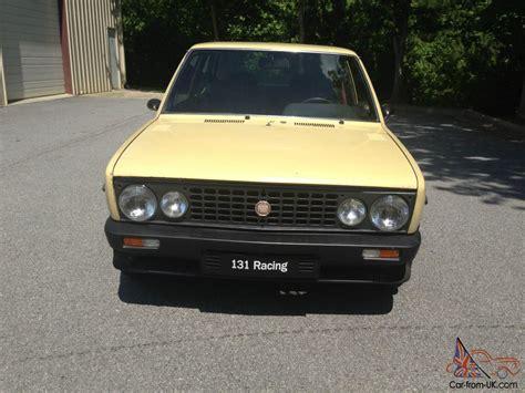 Fiat Brava For Sale by Fiat 131 Brava For Sale Auto Club