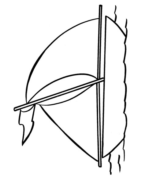 Big Boat Coloring Pages by Easy Coloring Pages For Coloring Home