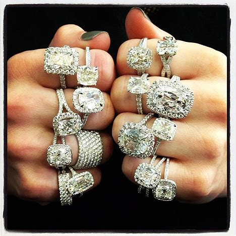 guest different styles of engagement rings
