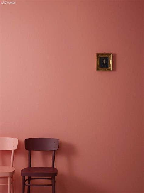 Terracotta Farbe Wand by Terracotta Blush Lipstick