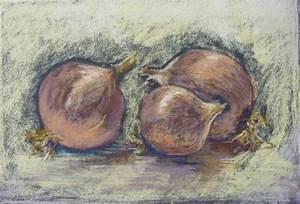 Peindre Au Pastel : oignons roses pastel sec isabelle le blog de l 39 atelier de peinture ~ Melissatoandfro.com Idées de Décoration