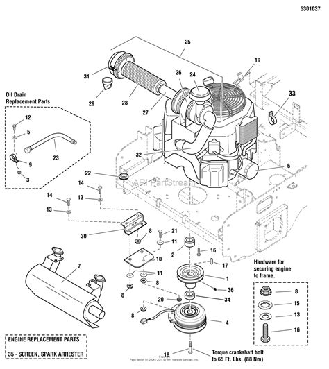 27 Hp Kohler Engine Diagram by Snapper Pro 5900825 S200xkoh2761 61 Quot 27hp Kohler Zero