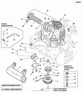 Kohler 27 Hp Command Pro Parts Diagram