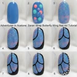Diy butterfly nail art ideas and tutorials fabartdiy