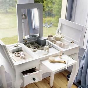 Maison Du Monde Coiffeuse : la table coiffeuse est toujours la mode ~ Teatrodelosmanantiales.com Idées de Décoration