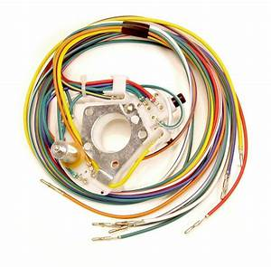 New  1968 Mustang Cougar Tbird Turn Signal Switch W Wire