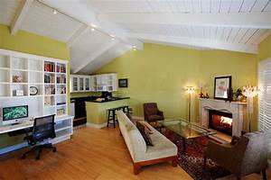 Beach House - Mother-in-Law suite - Transitional - Living