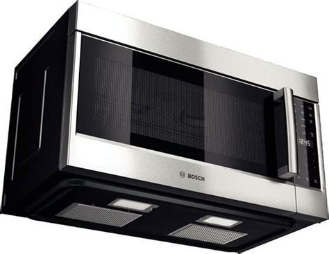 Bosch HMV8052U Over the Range Microwave Oven with Sensor