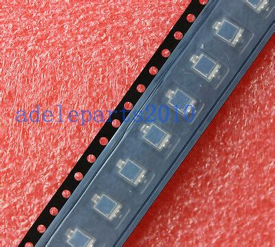 Pcs Bpws Bpw Vishay Silicon Pin Photodiode Smd Ebay