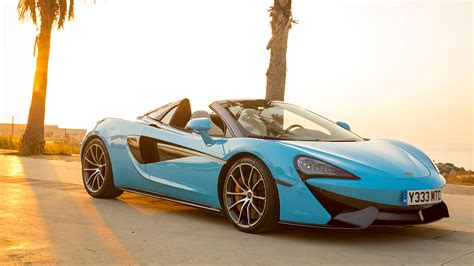 Mclaren 570s Spider Review (video)