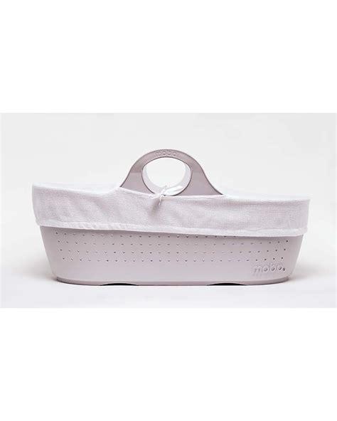 Culle Ceste Per Neonati - moba moba cesta per neonati grigio tortora unisex bambini